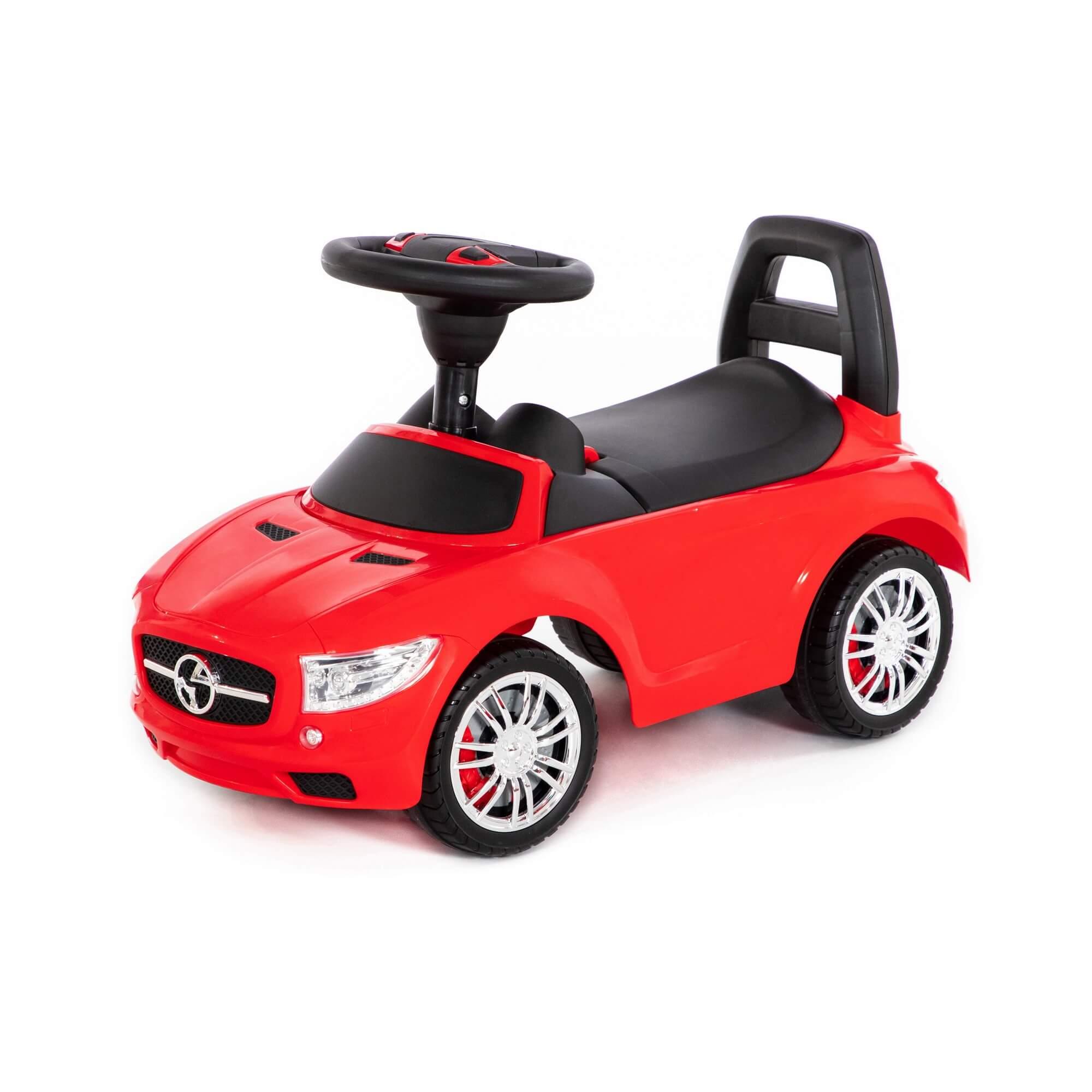 SuperCar sürümeli araba No:1 ses sinyali ile (pembe) Ref. 84460 - photo #1