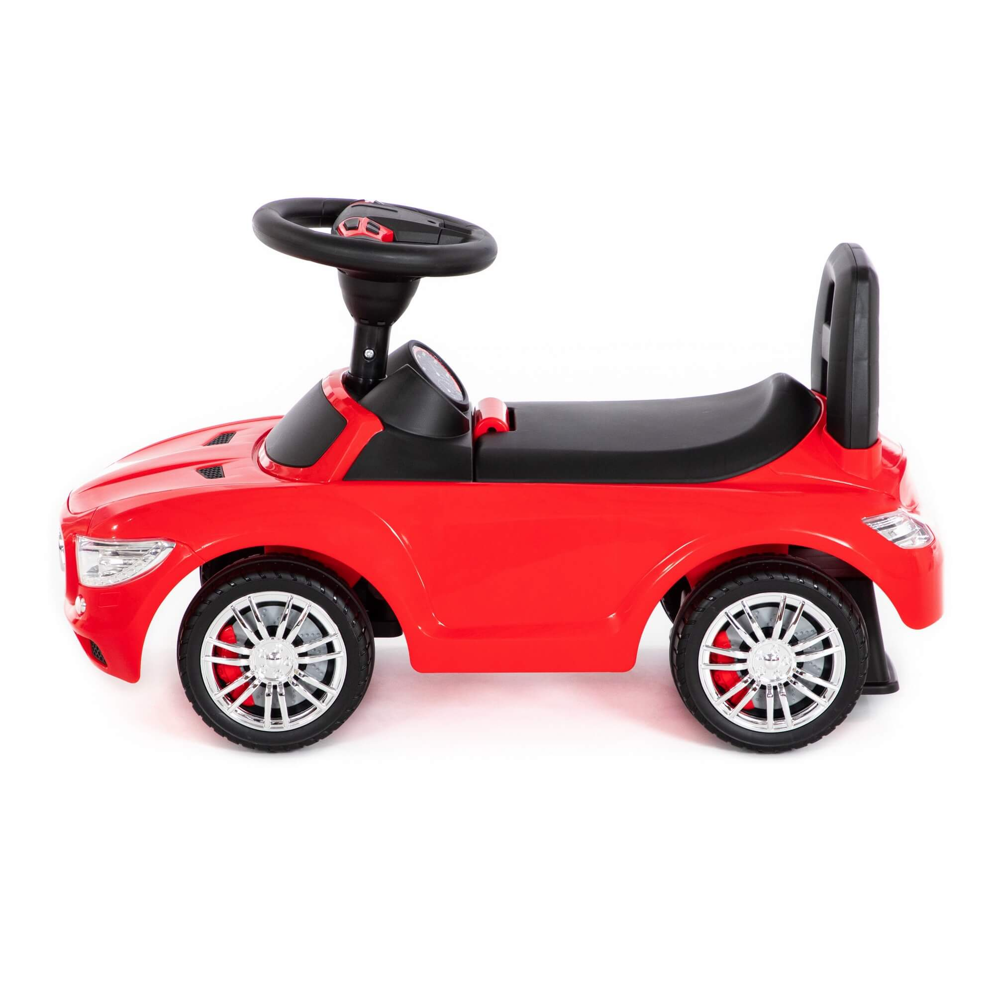 SuperCar sürümeli araba No:1 ses sinyali ile (pembe) Ref. 84460 - photo #2