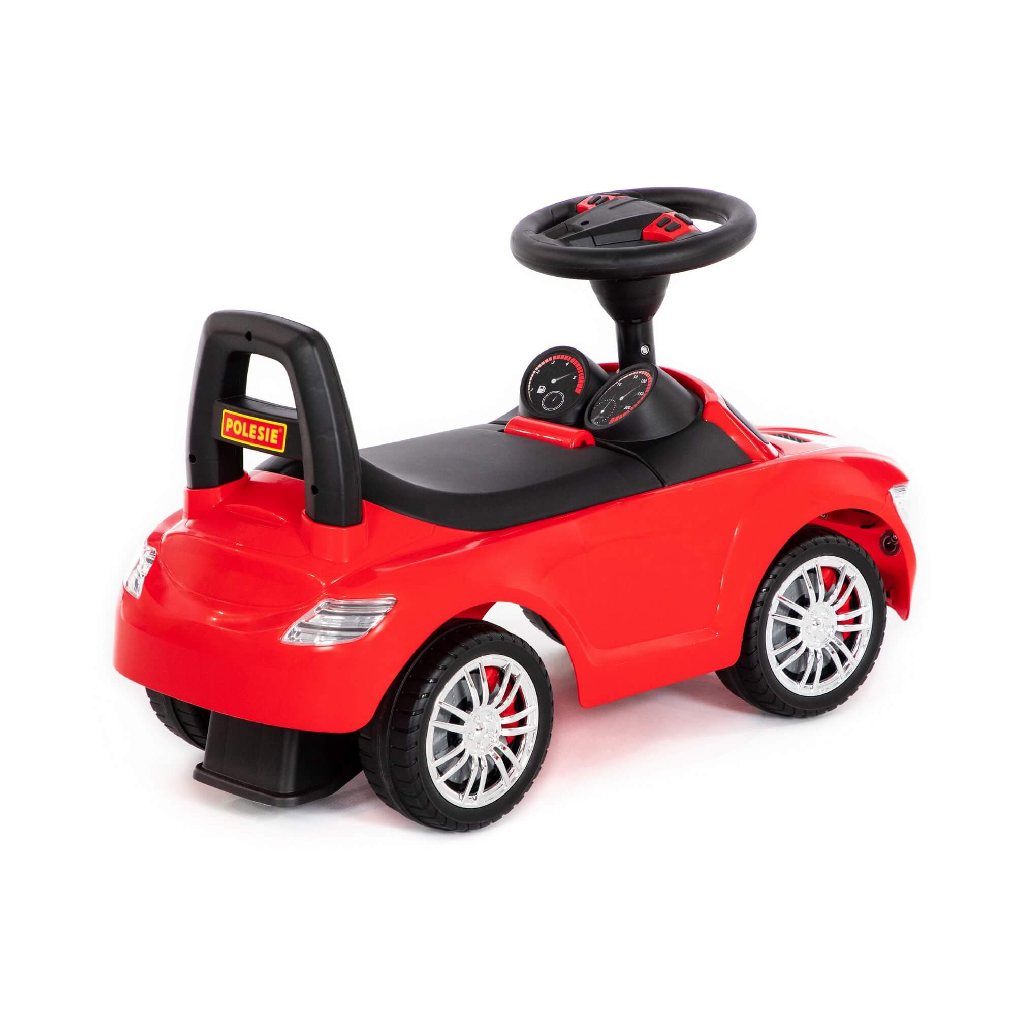 SuperCar sürümeli araba No:1 ses sinyali ile (pembe) Ref. 84460 - photo #4