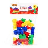 "Tasarım parçası ""Junior"" (33 parça) (torbada) Ref. 6646 - photo #1"