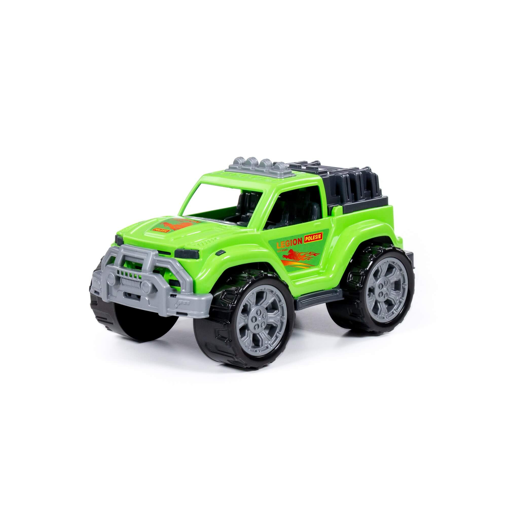 Lejyon, otomobil No:4 (yeşil) (filede) Ref. 89076 - photo #1