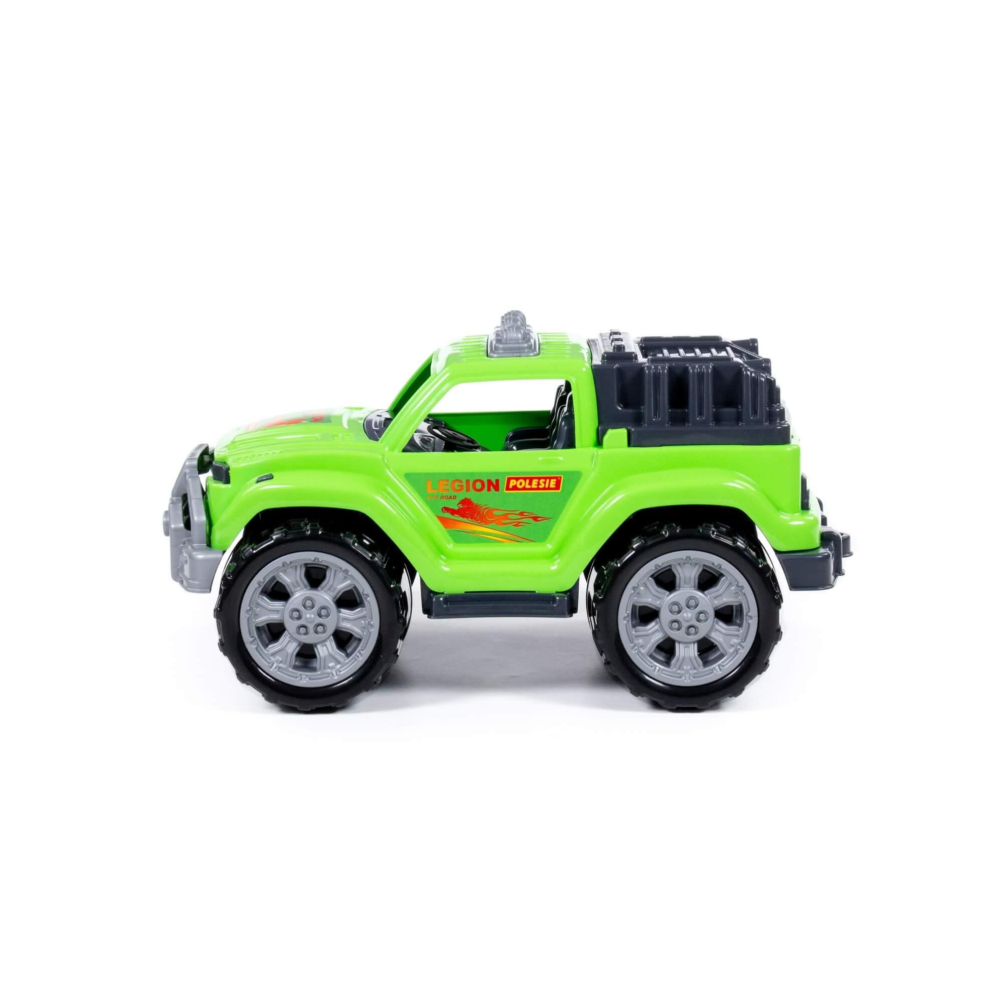 Lejyon, otomobil No:4 (yeşil) (filede) Ref. 89076 - photo #2