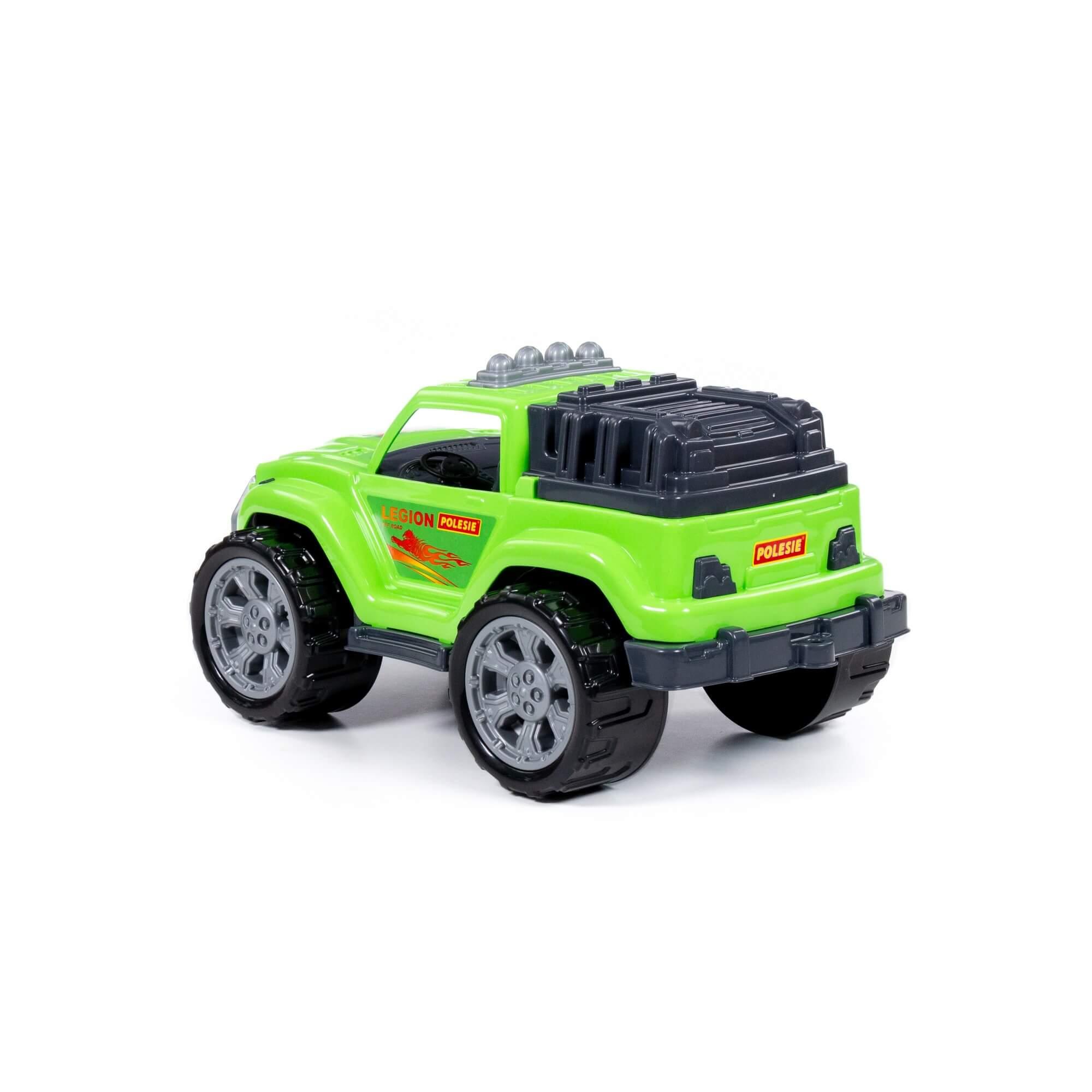 Lejyon, otomobil No:4 (yeşil) (filede) Ref. 89076 - photo #3