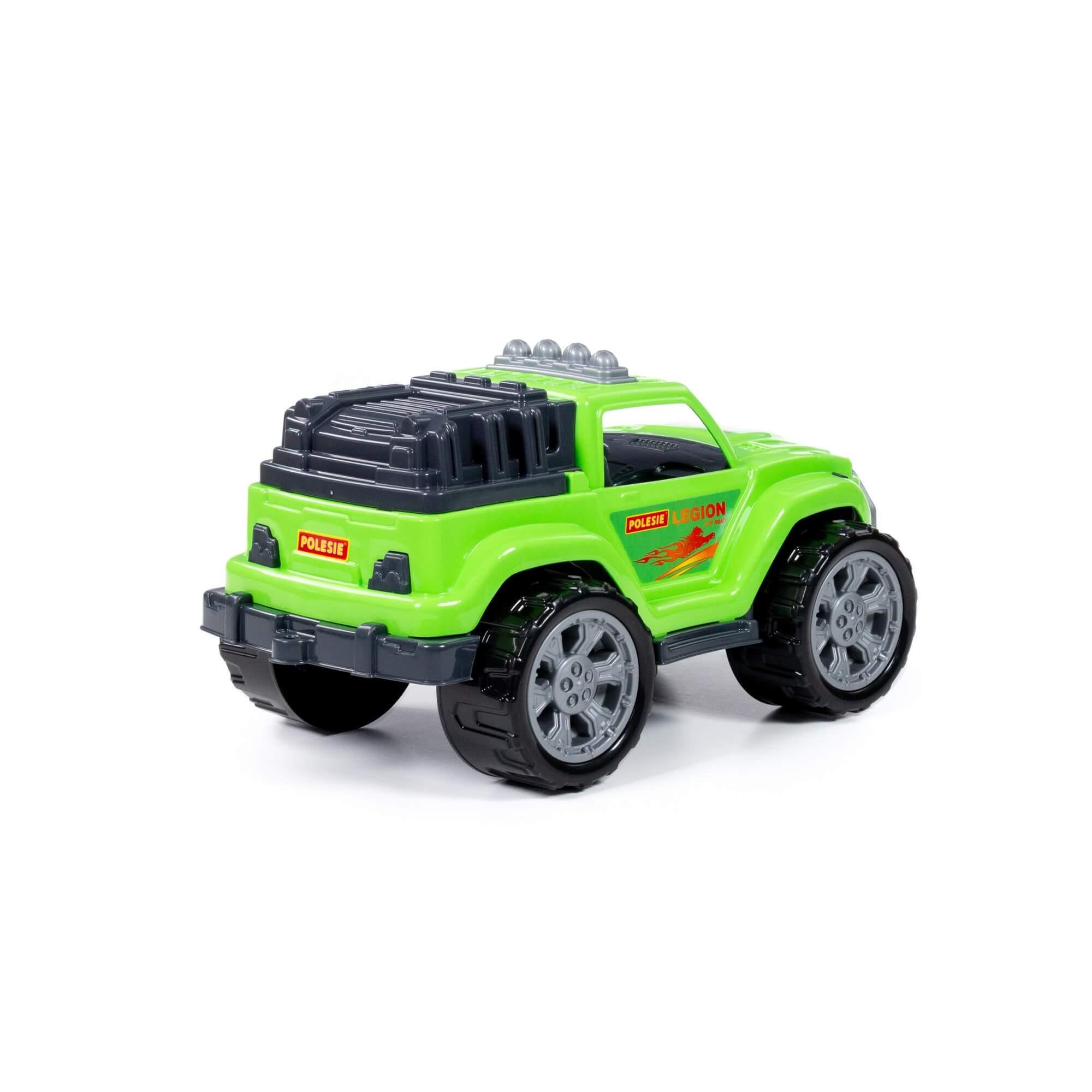 Lejyon, otomobil No:4 (yeşil) (filede) Ref. 89076 - photo #4