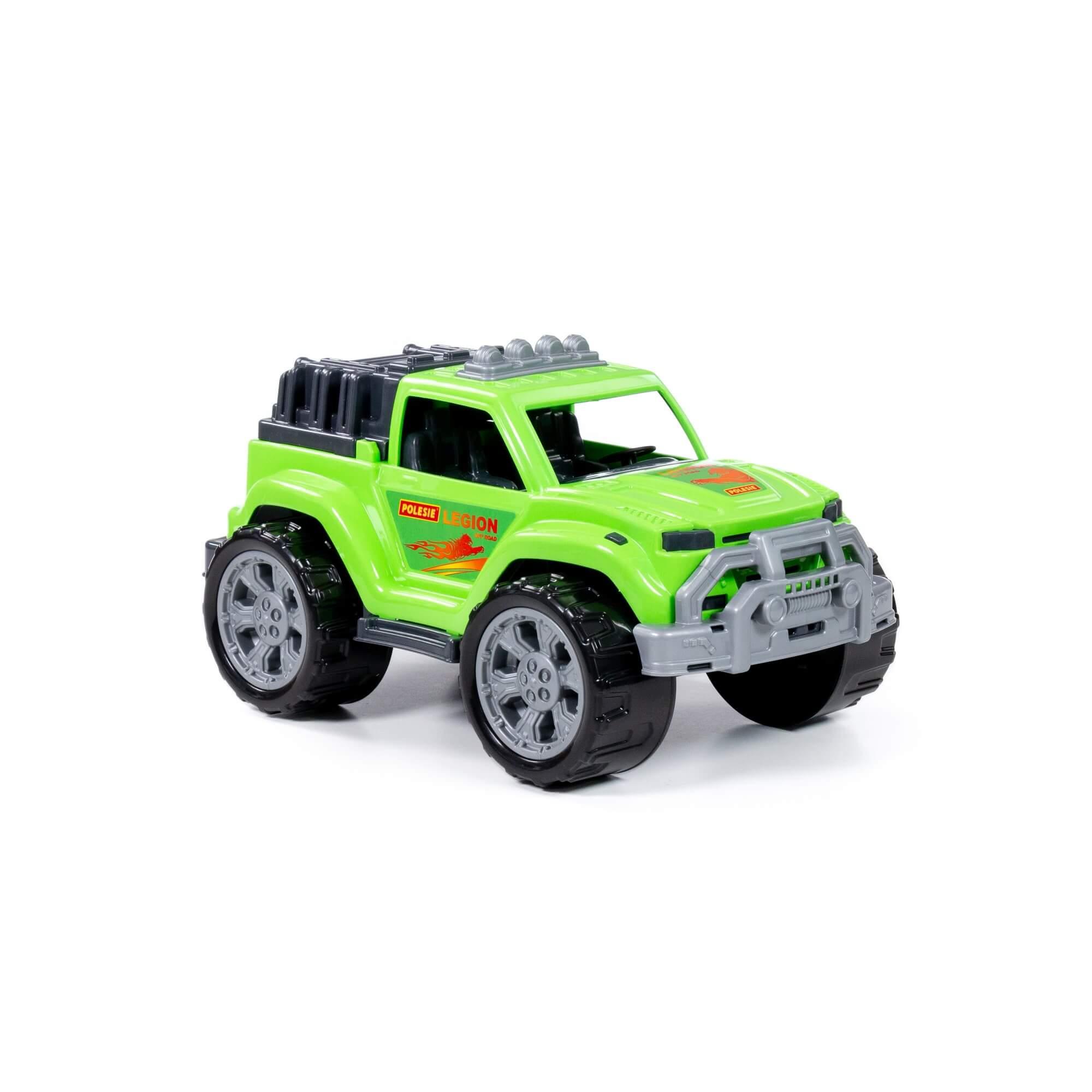 Lejyon, otomobil No:4 (yeşil) (filede) Ref. 89076 - photo #5