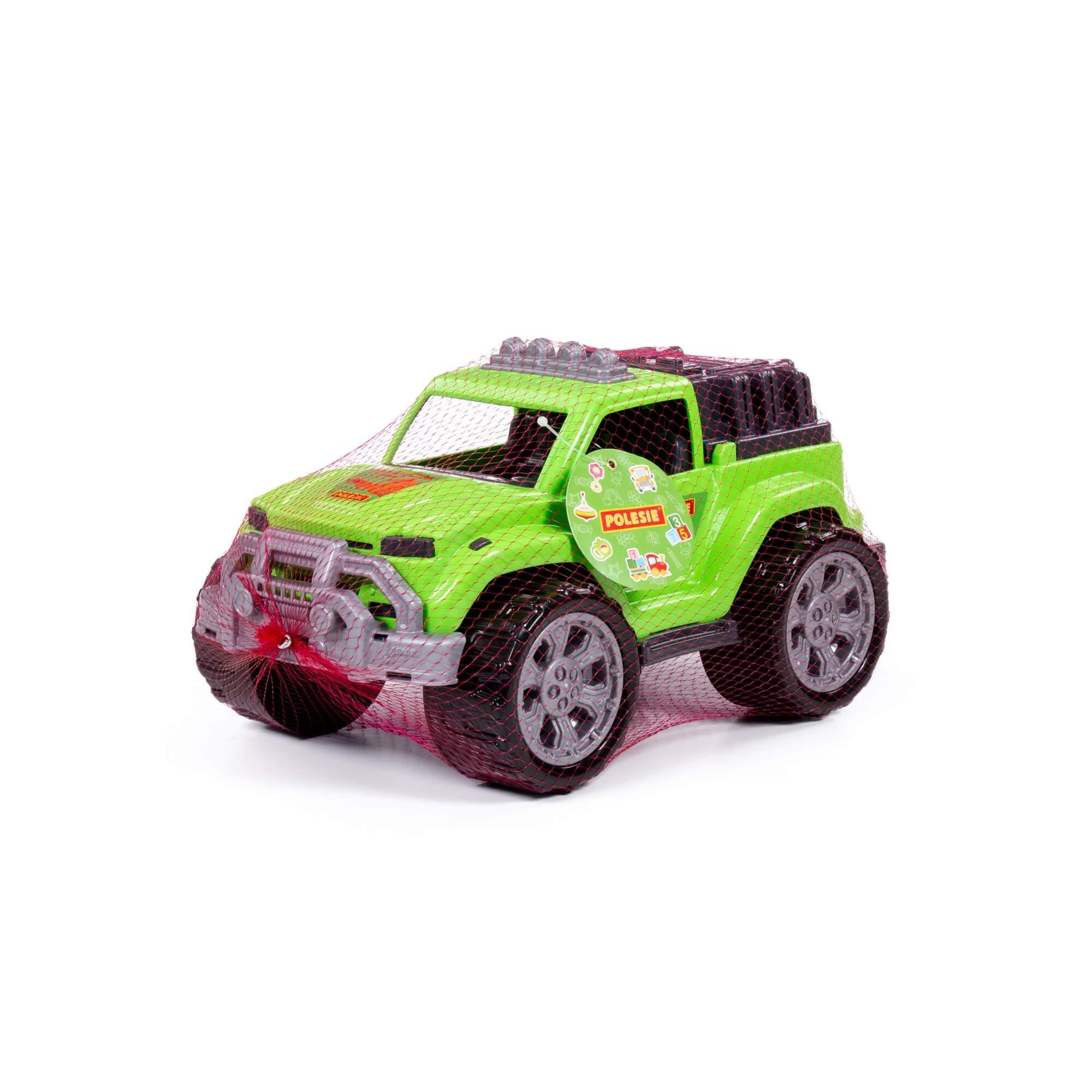 Lejyon, otomobil No:4 (yeşil) (filede) Ref. 89076 - photo #6