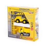 """Agat"" inşaat iş makinaları ( kutuda) Ref. 57150 - photo #1"