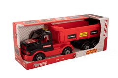 MAMMOET, Yarı römorklu damperli kamyon (kutuda) Ref. 87744 - photo #1